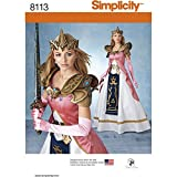 Best Simplicity Costumes - Simplicity Creative Patterns Simplicity PATTERNS Misses' Costume Review