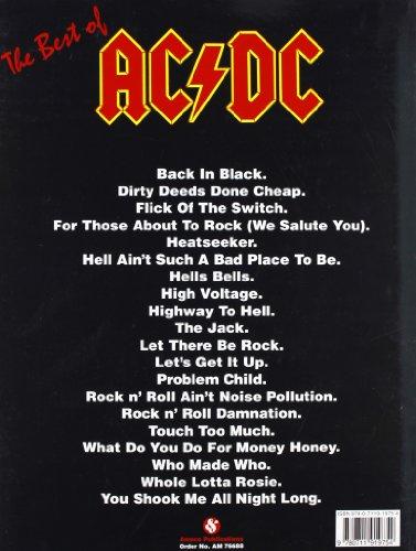 BEST OF CHT AC/DC