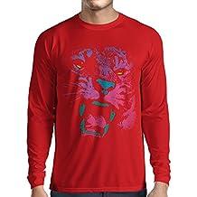 N4394L Camiseta de manga larga ¡El Tigre!