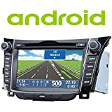 "Radio Navegador GPS Android - 2 DIN pantalla 7"" HD GPS DVD USB SD BT"