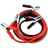 MultiWare 2000amp 16 Feet Booster Cables For Car Van Truck Heavy Duty Battery Jump Leads 5 Metre Long