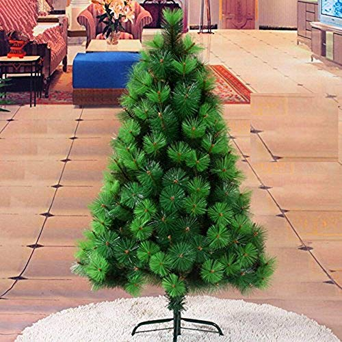 Toyshine 3ft Pine Tree Christmas Tree + 84 Pcs Decoration Set, Christmas Tree, Decoration, Artificial Pine Tree, Plastic Stand