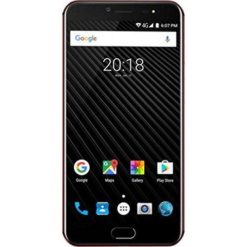 Ulefone T1 Dual SIM LTE 64GB Rosso SIM Free