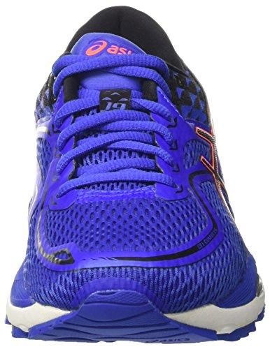 Gel Coral Running Purple Asics Donna 19 Cumulus Blue Black Viola Scarpe Flash dRxAB16