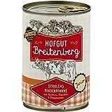 Hofgut Breitenberg Jun Strolchs Rinderpfanne 12x400g