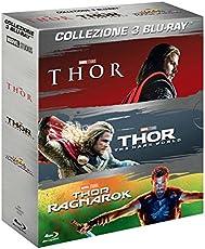 Thor la Trilogia (3 Blu-Ray)