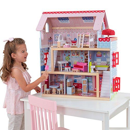 Holz Puppenhaus Chelsea von KidKraft