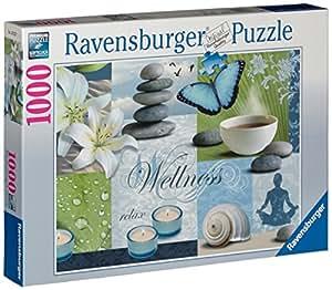 Ravensburger 192571 1000 pieces  Inner Wellness