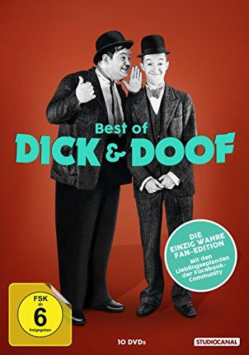 Best of Dick & Doof - Fan-Edition [10 DVDs]