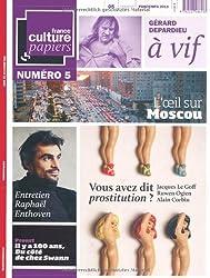 France Culture Papiers, N° 5, Printemps 2013 :