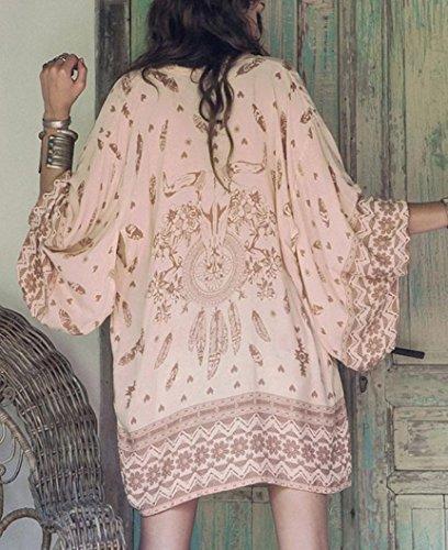 Womens-blouse-Amlaiworld-Women-Boho-Printed-Chiffon-Loose-Shawl-Kimono-Cardigan-Tops-Cover-up-Blouse