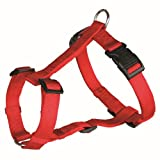 TX-14323 Classic H-Harness 50-75cm/25mm red