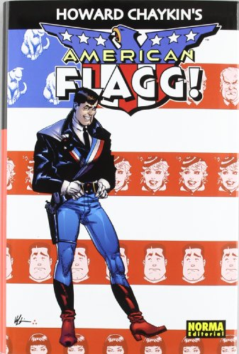 Descargar Libro AMERICAN FLAGG! (CÓMIC USA) de Howard Chaykin