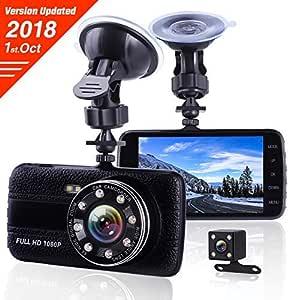 Front And Rear Car Camera Dash Cam Superior Night Camera Photo