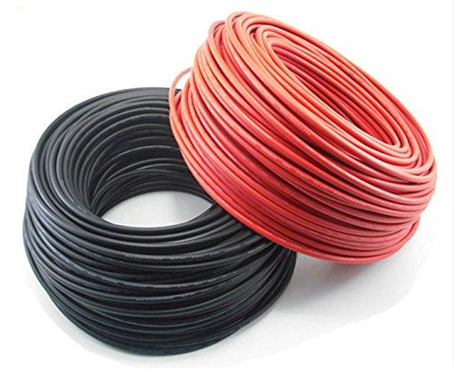 Indicados para conexionado de placas o Paneles fotovoltaicos o Entre Paneles al inversor de corriente continua a alterna. Cables flexibles aptos para Servicios Móviles e Instalaciones Fijas, Tanto en el interior de Como exteriores. Cables de Alta Seg...