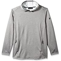 Under Armour MK1 Terry Hoodie Sudadera, Hombre, Gris (035), L