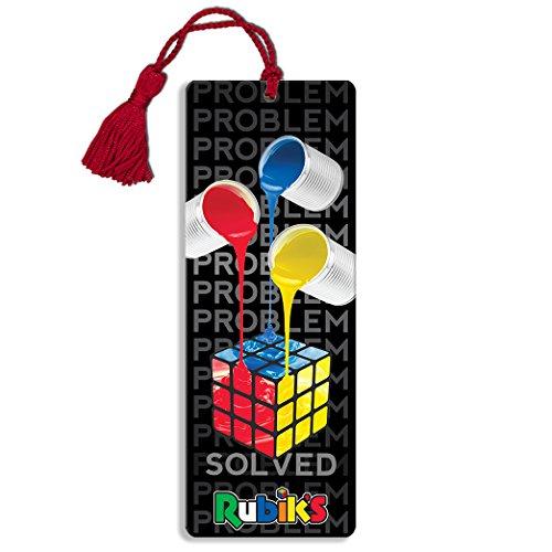 Rubik's RB18957 Super 3D Lesezeichen, bemalt -