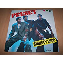 Monkey shop (Shop) / Vinyl Maxi Single [Vinyl 12'']