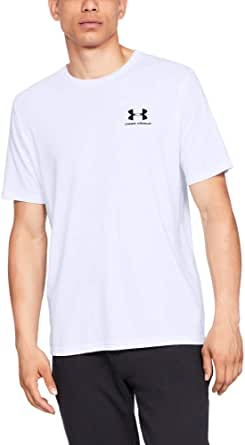 Under Armour Men's Men's Sportstyle Left Chest T-Shirt Short Sleeve
