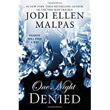 One Night: Denied (The One Night Trilogy) by Jodi Ellen Malpas (2014-11-11)