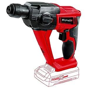 Einhell 4513812 Martillo Percutor Neumatico TE-HD 18 li, 12 W, 18 V, Rojo, Sin Batería