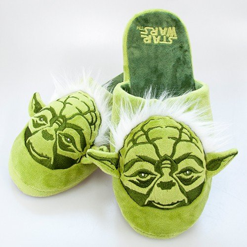 Star Wars Offizielle Meister Yoda Erwachsenen Mule Slip On Slipper