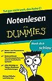 Notenlesen für Dummies (German Edition)