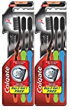 #2: Colgate Slim Soft Charcoal Toothbrush (Buy 2 Get 1)