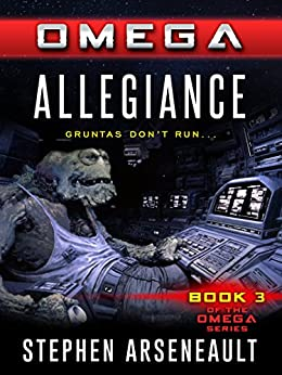 OMEGA Allegiance (English Edition) di [Arseneault, Stephen]