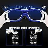 OBAOLAY Sportbrille, Erwachsene Schutzbrille ...Vergleich