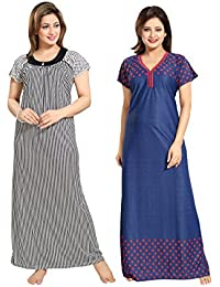 c792f49981 Night Dress: Buy Nighty & Night wear online at best prices in India ...