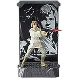"Juguete, figura, personaje de la película Star Wars, de la serie ""Black"", personaje deLuke Skywalker, de 9,5 cm"