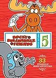 Rocky & Bullwinkle: Complete Season 5 [DVD] [Region 1] [US Import] [NTSC]