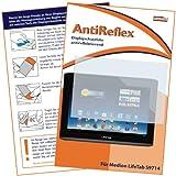 mumbi Schutzfolie kompatibel mit Medion Lifetab S9714 Folie matt, Bildschirmschutzfolie (1x)