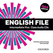 English File third edition: English File Intermediate Plus: Class CD (3rd Edition)