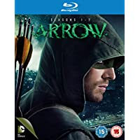 Arrow - Season 1-2