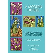 A Modern Herbal, Vol. II: 2