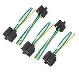 Aexit Connettore a con connettore a croce a 4 pin tipo CC 12V / 24V 40A 5 pezzi per camion auto ID: 657583