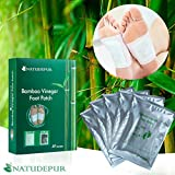 Best Body Detox Products - Detox Foot Patches, Detox Foot Pads, Detoxify, Exfoliates Review