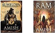Legend of Suheldev: The King Who Saved India + Ram - Scion of Ikshvaku (Ram Chandra) (Set of 2 Books)