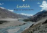 Ladakh, Berge und Spruchweisheiten (Wandkalender 2019 DIN A3 quer): Die Berge Ladakhs verbunden mit Spruchweisheiten. (Monatskalender, 14 Seiten ) (CALVENDO Natur)