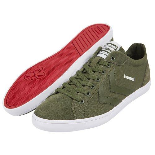 Hummel Unisex-Erwachsene Tonal Sneakers kombugreen