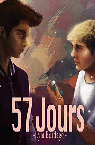 57 jours | Roman gay, livre gay (Roman gay - MxM)