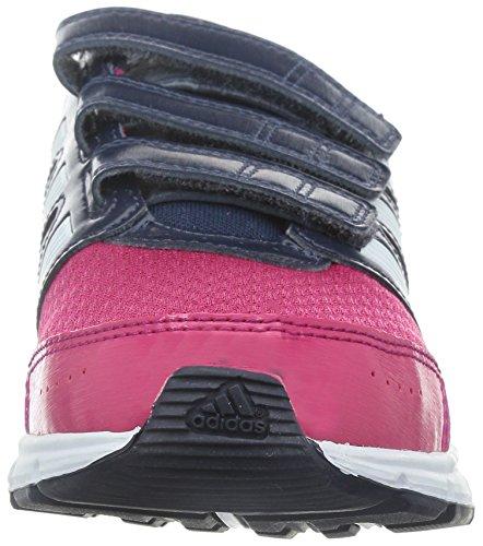 adidas IK Sport CF K B23857 Ragazza Chiusura in velcro/Pantofola Scarpa bassa sportivo Boden Rosso