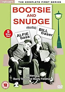 Bootsie and Snudge - The Complete Series 1 [DVD]