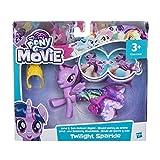 My Little Pony: Der Film – Land- & Seepony Modespass – Prinzessin Twilight Sparkle – Spielfigur mit Verwandlungsoutfit