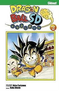 Dragon Ball SD Edition simple Tome 2