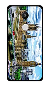 LG Google NEXUS 5X Printed Back Cover