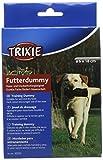 Trixie 32533 Futter-Dummy, Durchmesser 6 x 18 cm, schwarz