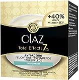 Olaz Total Effects 7-in-1 Tagespflege Parfümfrei, Tiegel, 50 ml